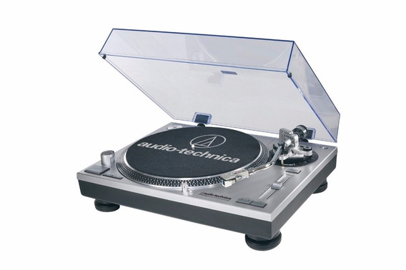 Audio Technica At-lp120usb Dj Turntable With Lp-to-digital R
