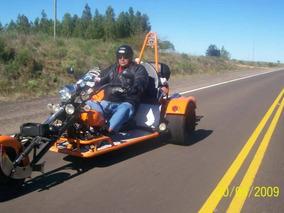 Triciclo Motor Cht 1.6 3 Passageiros