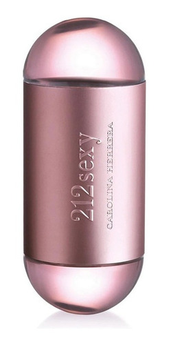 212 Sexy De Carolina Herrera 100 Ml Tester / Myperfume