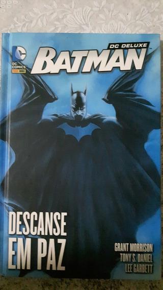 Batman - Descanse Em Paz Promoção