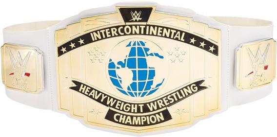 Cinturão Wwe Intercontinental Original Pronta Entrega