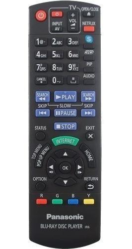 Controle Remoto Blue-ray Disc Player Novo-original