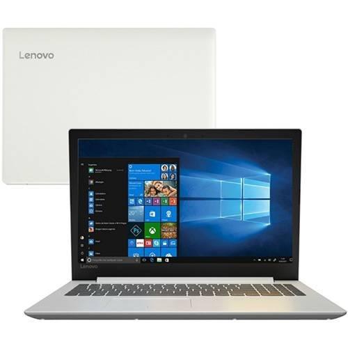 Notebook Lenovo Ideapad 330 I5-8250u 4gb 1tb 15.6 Branco