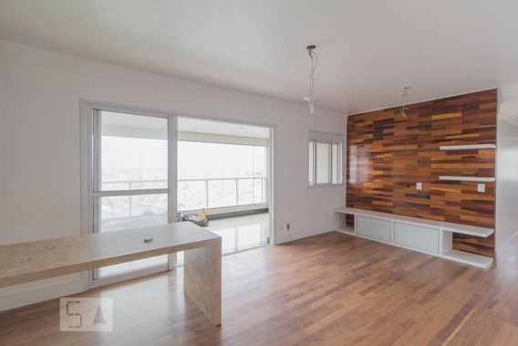 Apartamento No 12º Andar Mobiliado Com 2 Dormitórios E 2 Garagens - Id: 892808222 - 108222