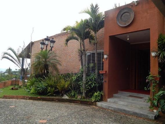 Casa En Alquiler Alto Hatillo 20-7952 Rah Samanes