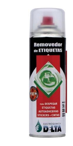 Imagen 1 de 4 de Delta Removedor De Etiquetas Autoadhesivas 210gr/330cc