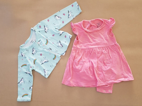 Vestidos De Beba Carters 6 Meses - Arma Tu Lote