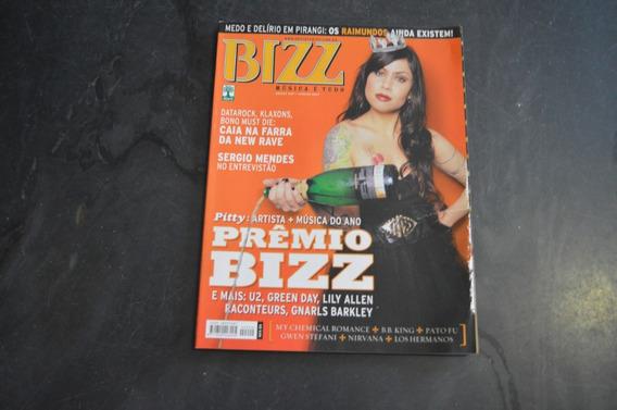 Bizz 209 Pitty Revista