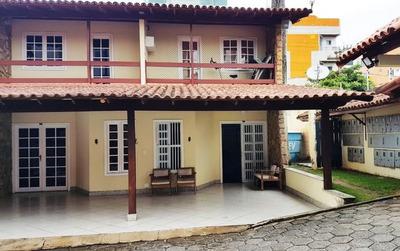 Casa Em Enseada Azul, Guarapari/es De 80m² 2 Quartos À Venda Por R$ 350.000,00 Ou Para Locação R$ 400,00/dia - Ca199055