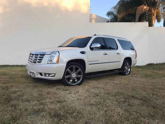 Cadillac Escalade Esv 6.2 Paq B Lujo At 2008