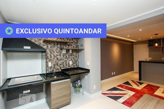 Studio No 10º Andar Com 1 Dormitório E 1 Garagem - Id: 892939820 - 239820