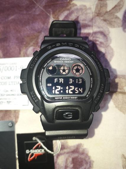 Relógio Casio G Shock Dw 6900 Ms