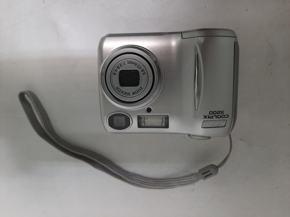 Câmera Fotográfica Nikon Coolpix 3200