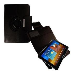 Capa Case Couro Samsung P/ Galaxy Tab 8.9 Gt-p7300 Preta