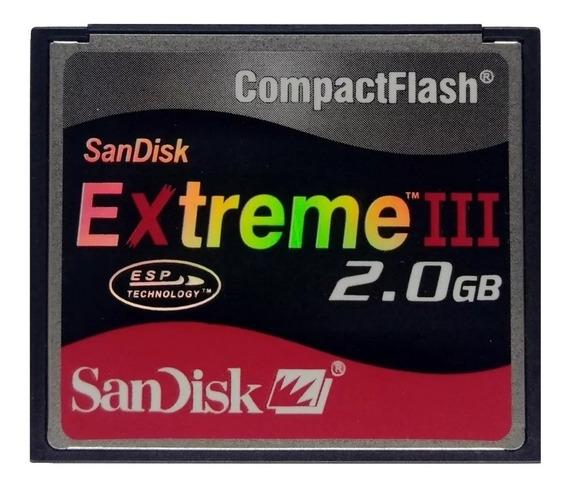 Cf - Cartao De Memoria Ultra 2gb Compact Flash