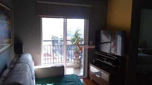 Imagem 1 de 27 de Apartamento Com 2 Dormitórios À Venda, 52 M² Por R$ 470.000,00 - Mooca - São Paulo/sp - Ap2835