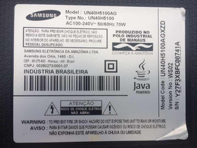 Placa Principal Tv Samsung 40 Polegadas Un40h5100ag