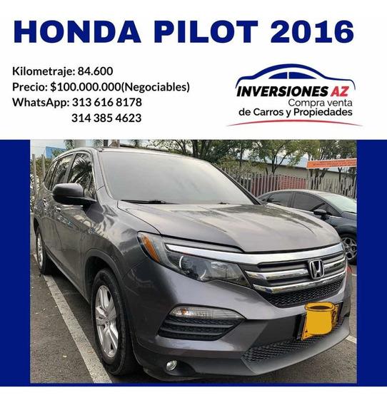Honda Pilot Honda Pilot