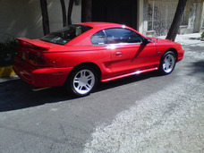 Ford Mustang 4.6 Gt Equipado Piel Cd At