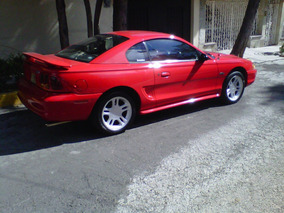 Ford Mustang 4.6 Gt Equipado Piel Cd At