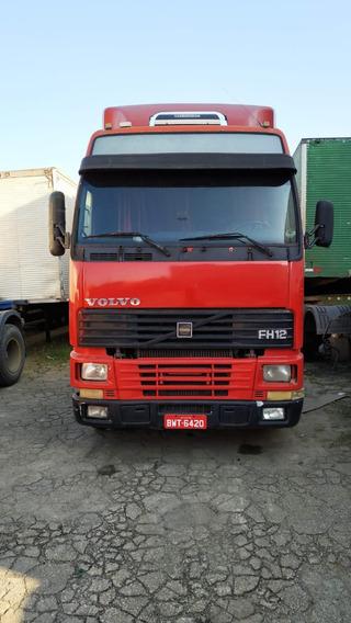 Volvo Fh12 380 Globetrotter Sueco