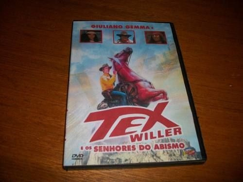 Filme Tex E O Senhor Dos Abismos - Dublado