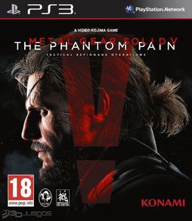 Metal Gear Solid V The Phantom Pain Ps3