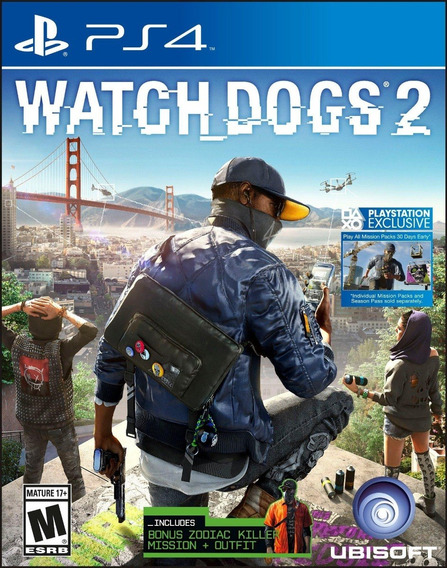 Watch Dogs 2 Ps4 2
