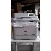 Impressora Multifuncional Okidata Mb491+/ Duplex E Rede