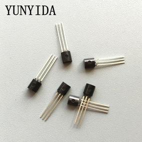 Kit De 10 Transistores Triodo 2n3904 To-92 Novo Aproveite