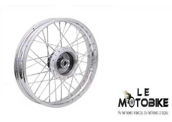 Roda Montada Dianteira 19x185 Nxr/bros 125/150/160 2003/16