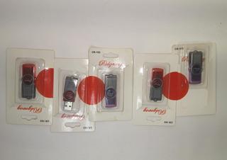 Paquete De 5 Lectores D Memoria Microsd A Usb Modelo Cr-103