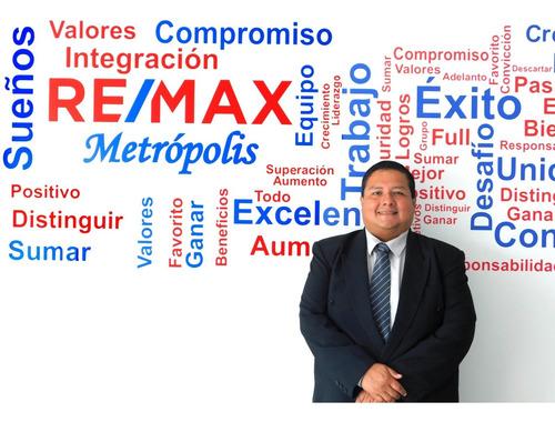 Agente Asesor Inmobiliario Remax Compra Venta De Inmuebles