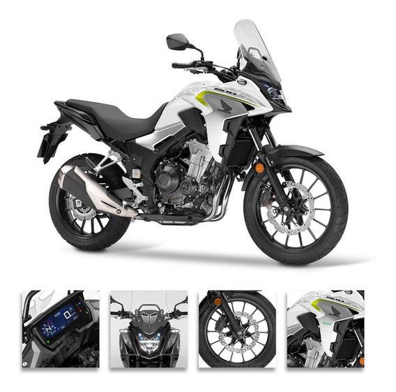 Moto Honda Cb 500 X - 2019 - 0km - Yuhmak Nº 1 En Ventas