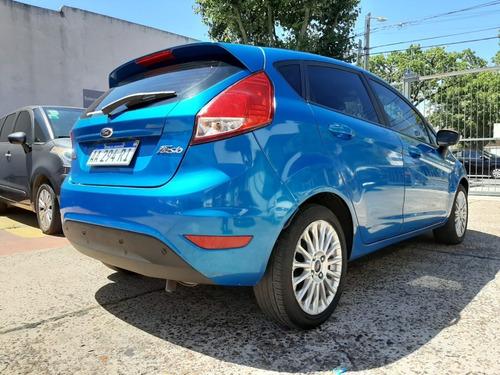 Ford Fiesta Se 1.6 2016 Aa294 Anticipo Y Cuotas