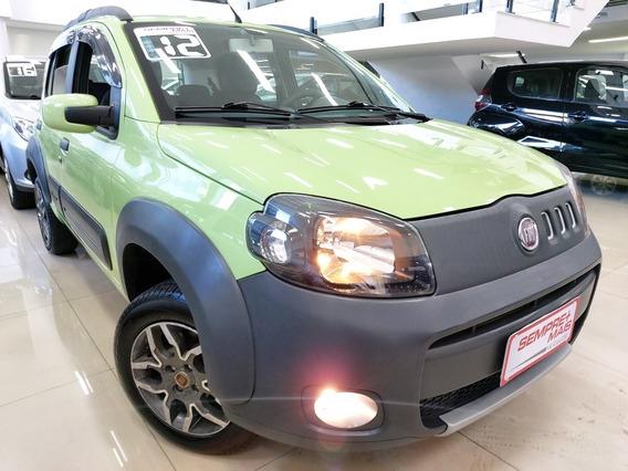 Fiat Uno 1.0 Way Flex 5p 2012 Veiculos Novos