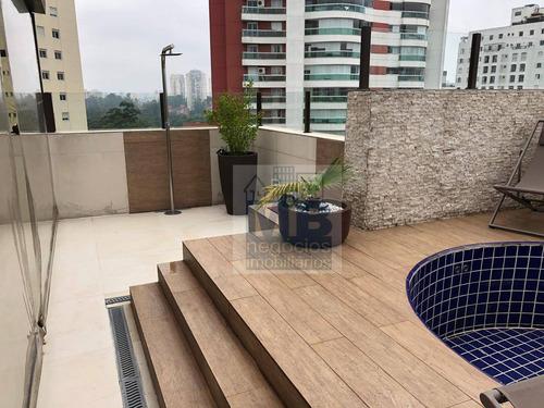 Imagem 1 de 30 de Cobertura À Venda, 170 M² Por R$ 1.420.000,00 - Jardim Marajoara - São Paulo/sp - Co0080