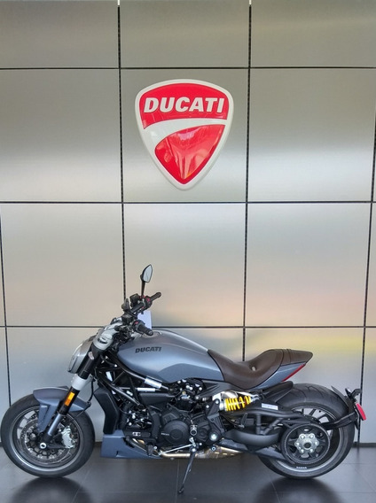 Ducati X Diavel 2019 Demo