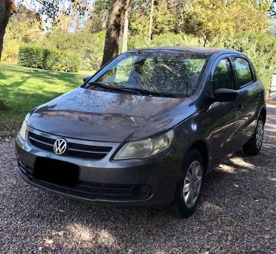 Volkswagen Gol 1.6 Power 2012 5 Ptas Ac112.000km Cub. Nuevas