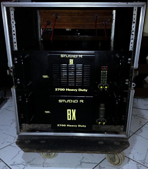 Studio R Bx 2700 Novíssimos!