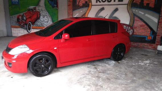 Nissan Tiida 1.8 Sl Flex 5p 2013
