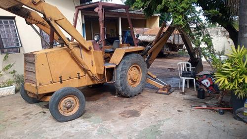 Retro Escavadeira 580h