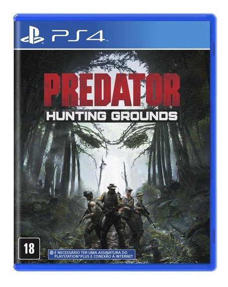 Predator Hunting Grounds Ps4 Mídia Física Novo Lacrado
