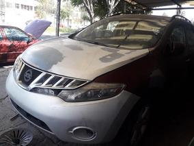 Nissan Murano Le Awd At Aa Qc L Desarmo Por Piezas Deshueso