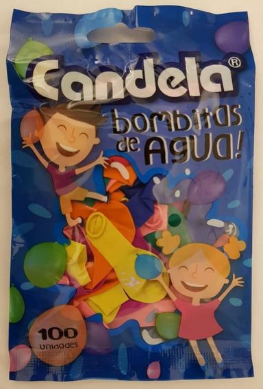 Bombitas Agua Candela Promo X100un - Barata La Golosineria