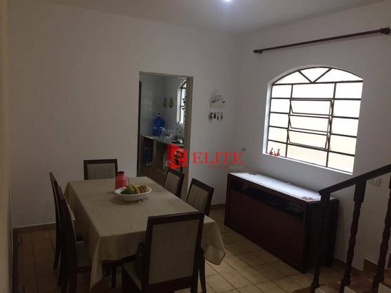Sobrado Com 3 Dormitórios À Venda, 120 M² Por R$ 350.000,00 - Jardim Oriente - São José Dos Campos/sp - So0578