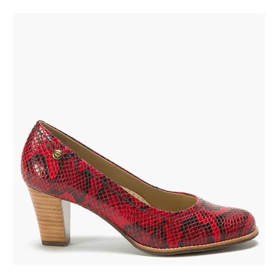 Gacel | Zapatos Margot Rojo 656775