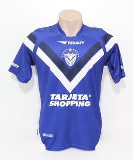Camisa Original Vélez Sarsfield 2008/2009 Away
