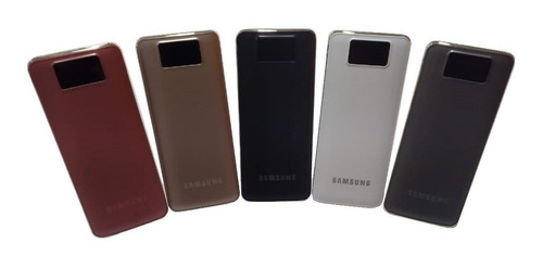 Power Bank Cargador Portatil Samsung 20000mah