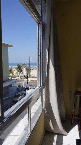 Kitnet Em Tupi, Praia Grande/sp De 55m² 2 Quartos À Venda Por R$ 122.000,00 - Kn137354